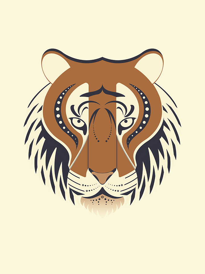 The Tiger - image 2 - student project