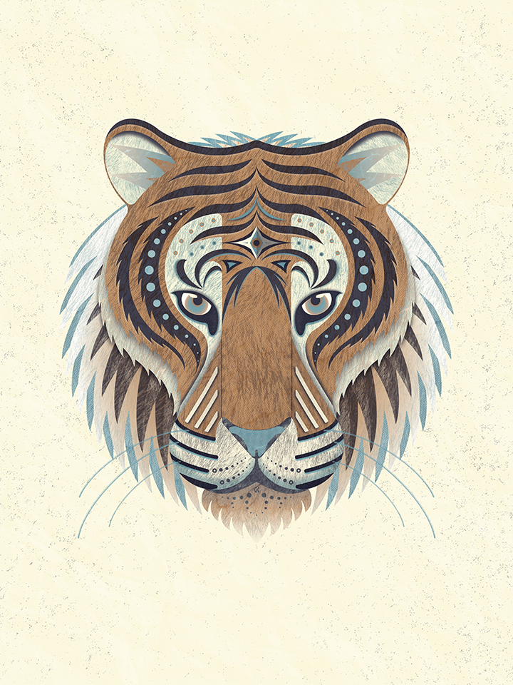 The Tiger - image 4 - student project