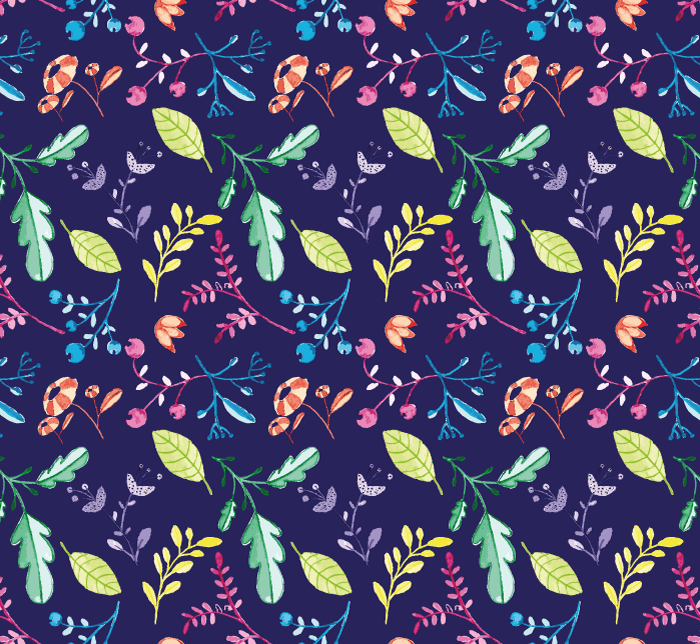 Pretty colorful patterns - image 3 - student project