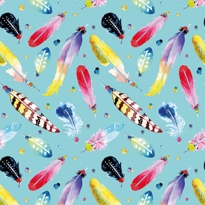 Pretty colorful patterns - image 4 - student project