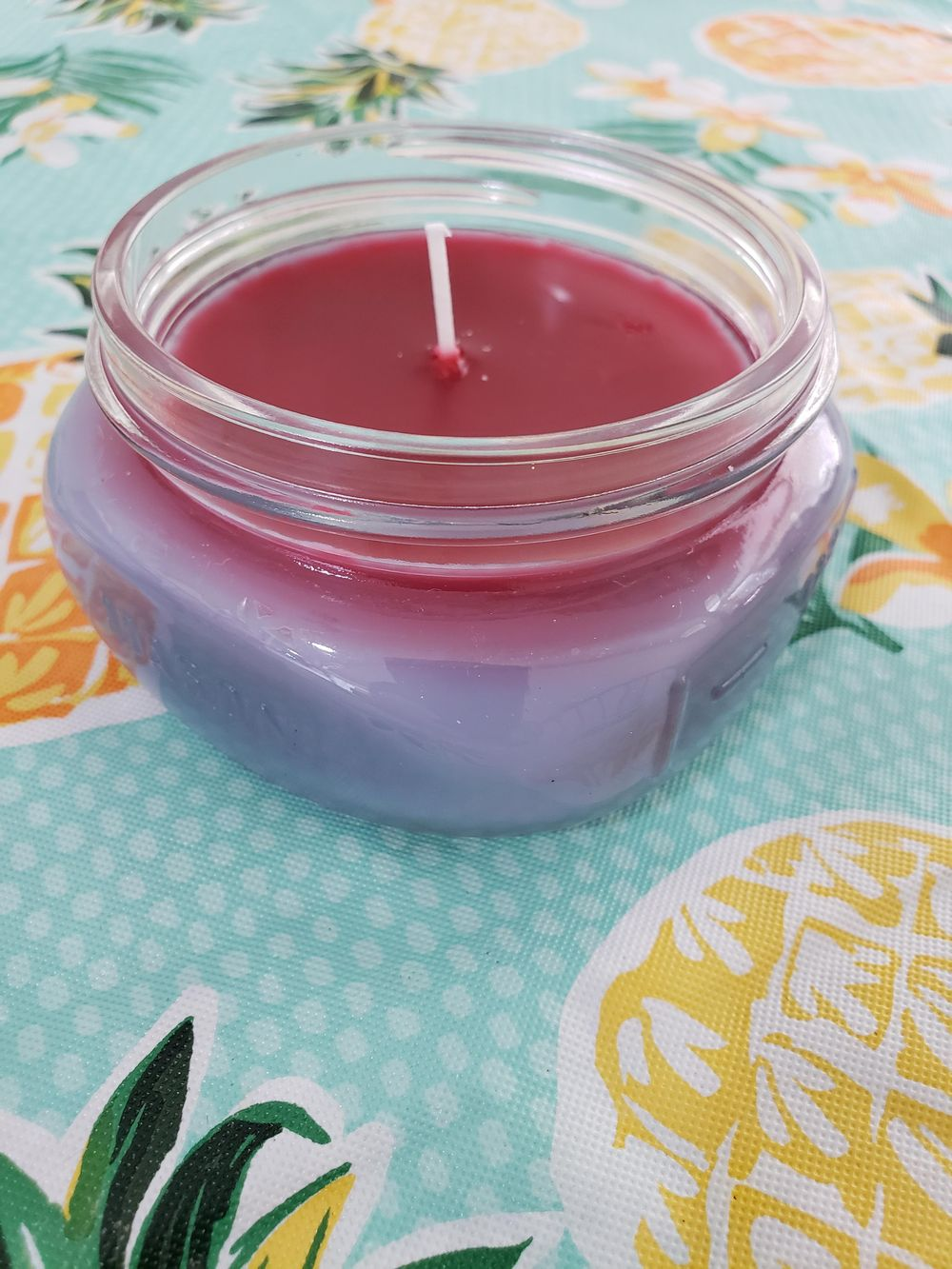 my first beeswax candle - image 1 - student project