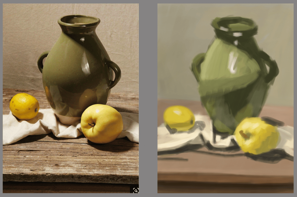 Still life - image 3 - student project