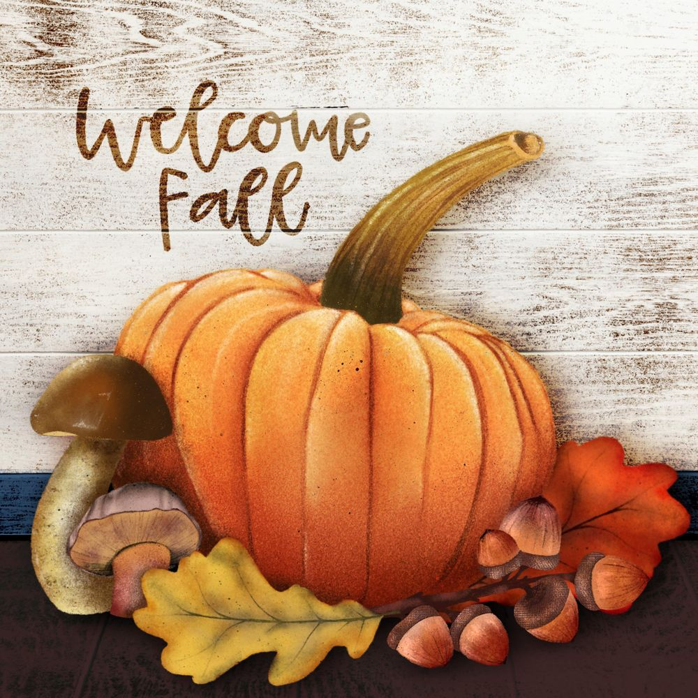 Fall Pumpkin & Such - image 1 - student project