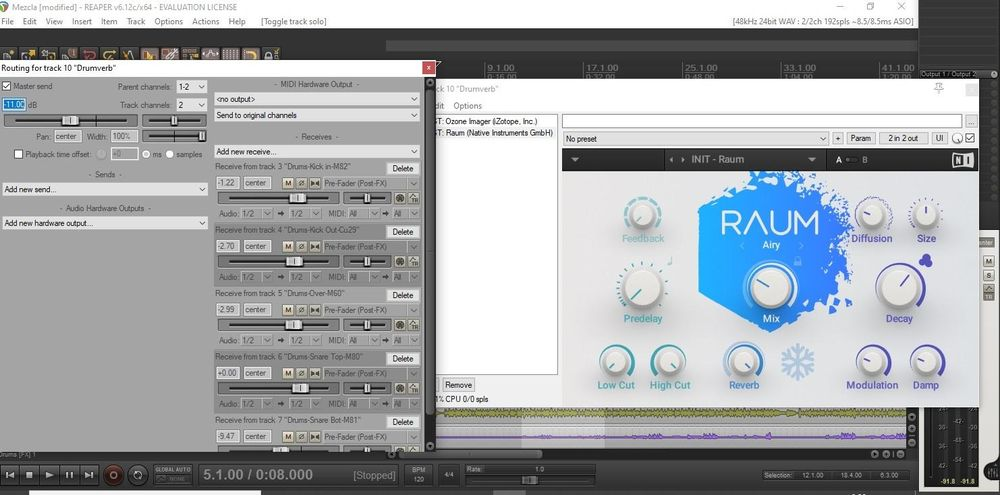 Free Multitrack With Busses and FXs - image 3 - student project