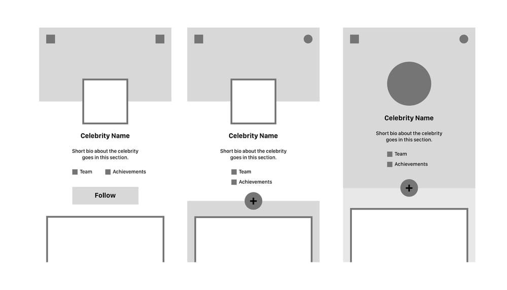 LeBron James - User Profile - image 2 - student project