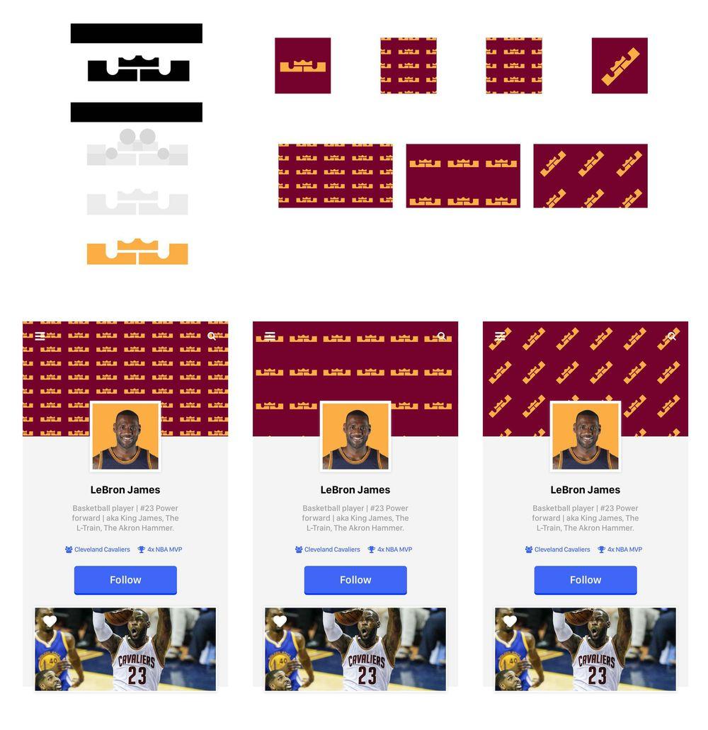 LeBron James - User Profile - image 4 - student project