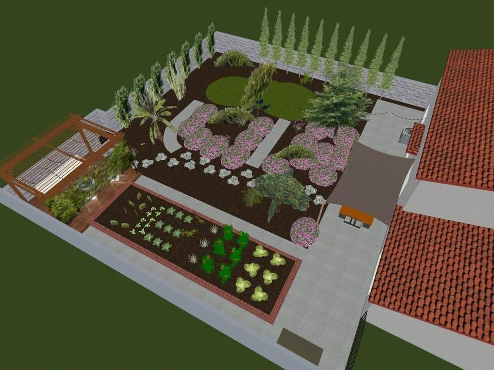 My Backyard - image 6 - student project