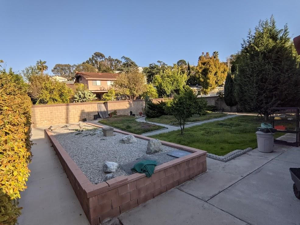 My Backyard - image 1 - student project