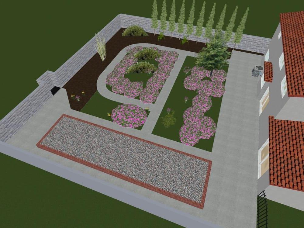 My Backyard - image 4 - student project