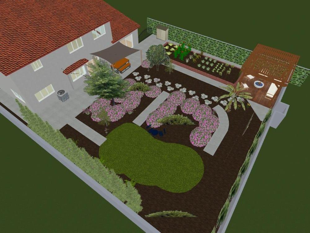 My Backyard - image 7 - student project