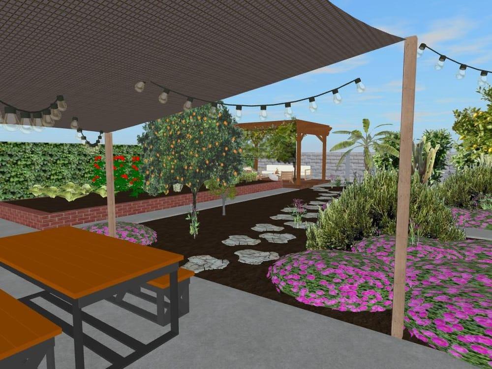 My Backyard - image 9 - student project