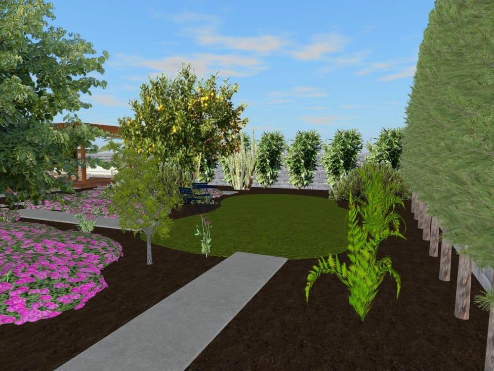 My Backyard - image 8 - student project