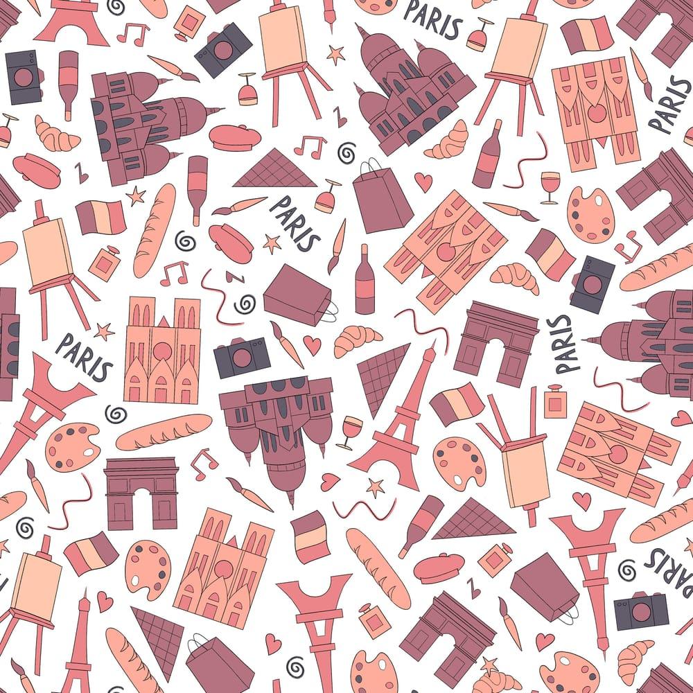 Paris Pattern - image 3 - student project