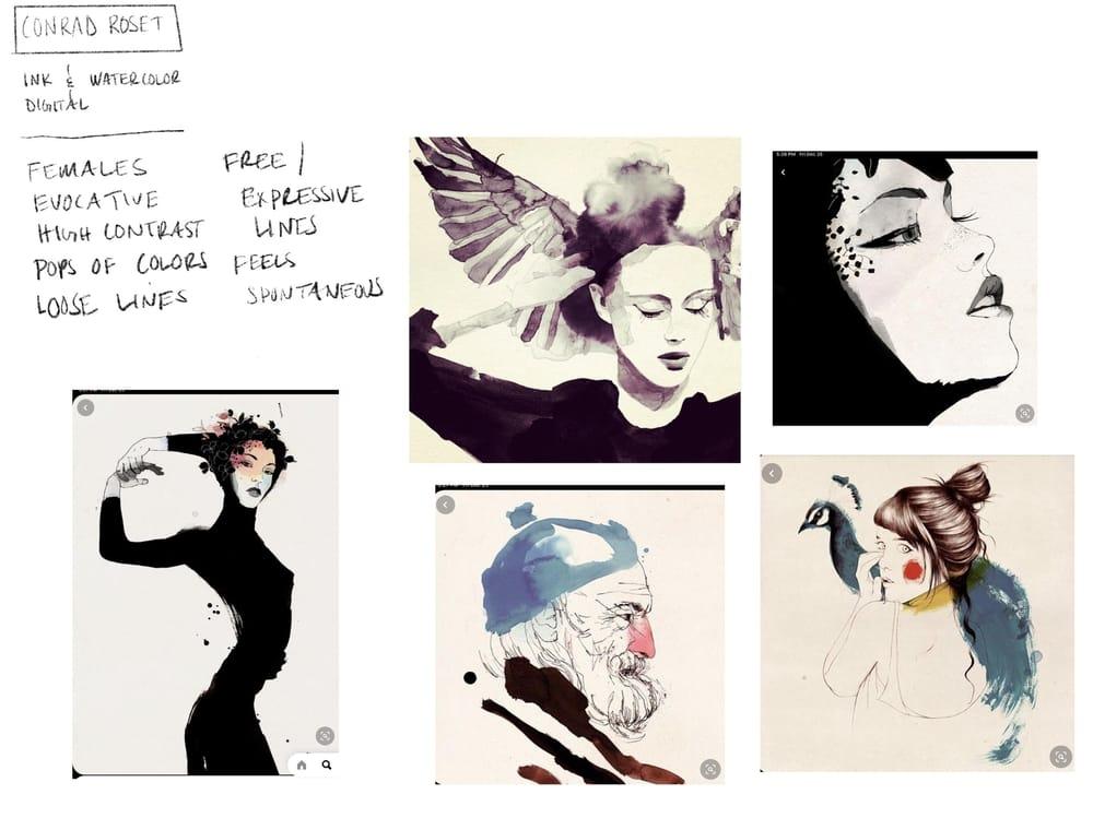 Tasha Space Style - image 13 - student project