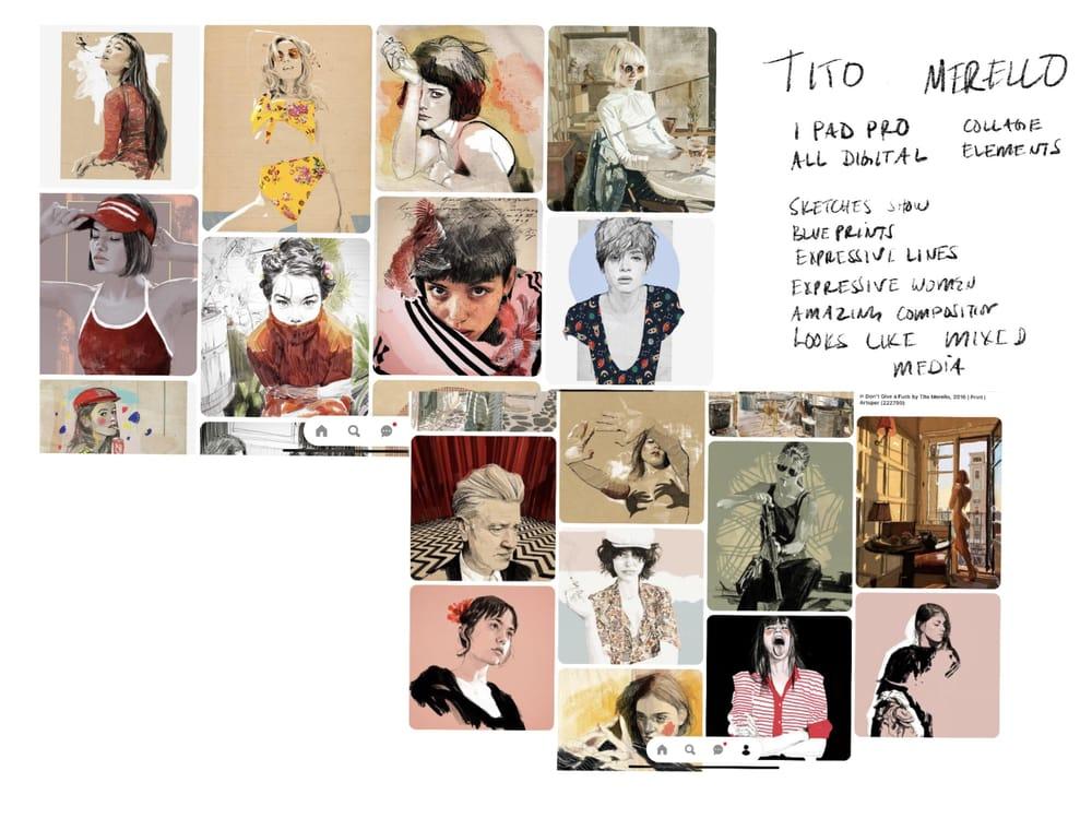 Tasha Space Style - image 15 - student project