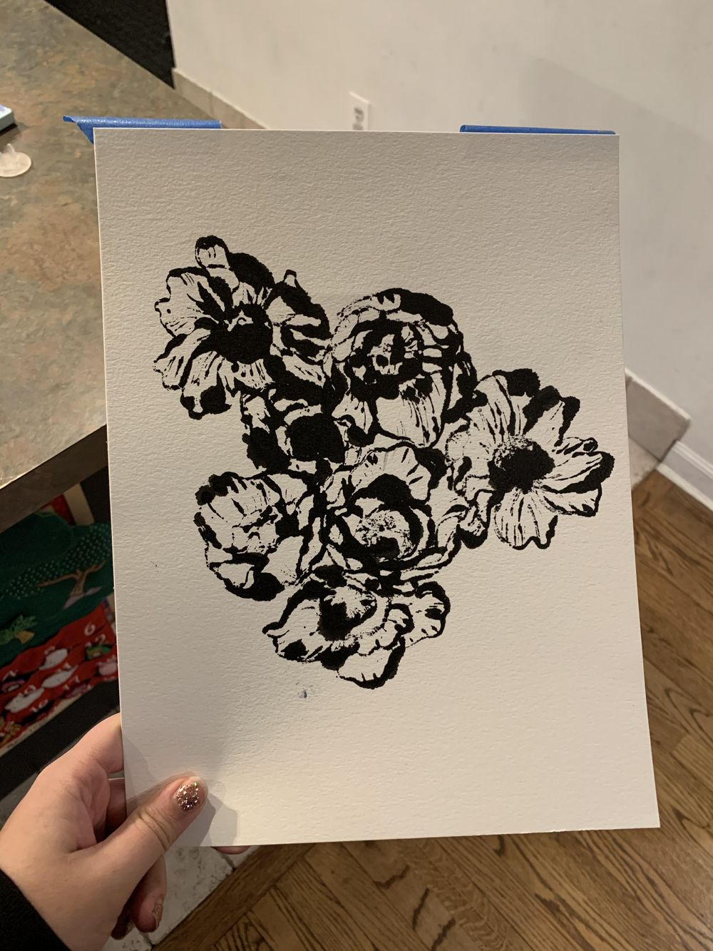 Ink Blot - image 1 - student project