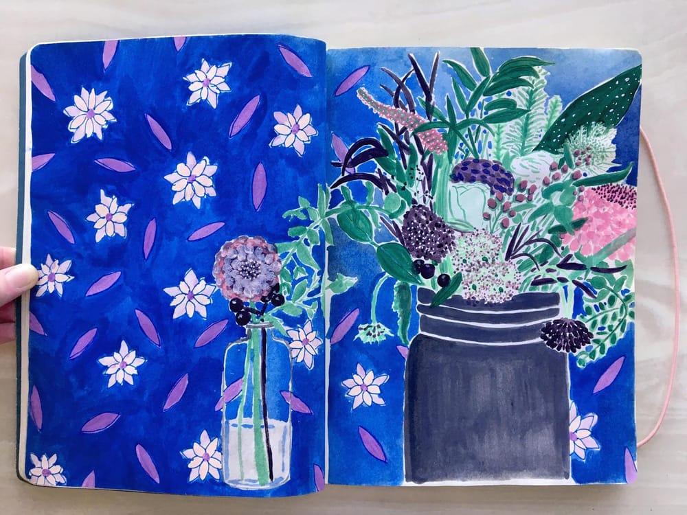 Nora's Sketchbook - image 5 - student project