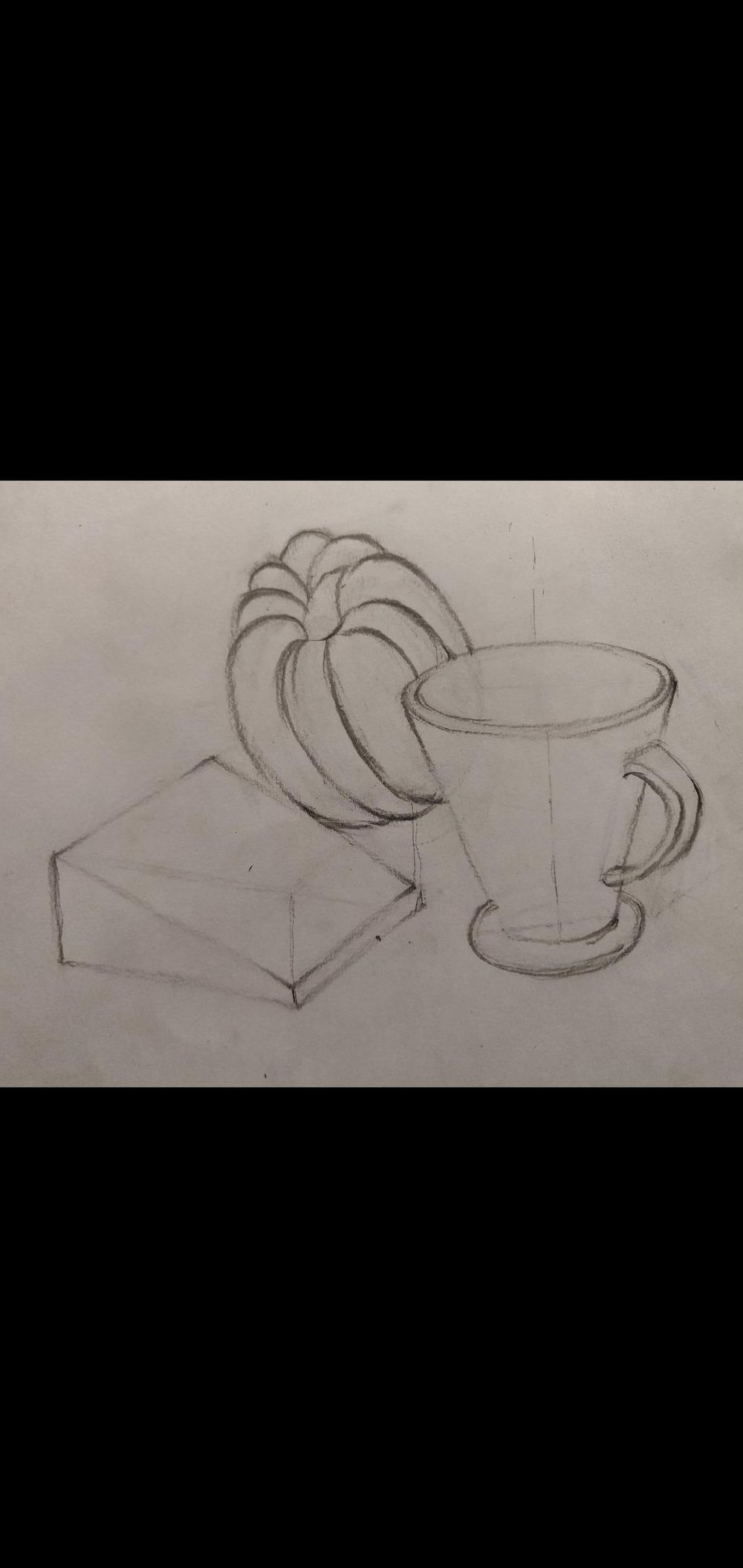 Organic volumetric form - image 1 - student project