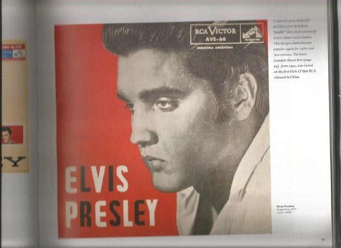 Elvis Glitch  - image 2 - student project