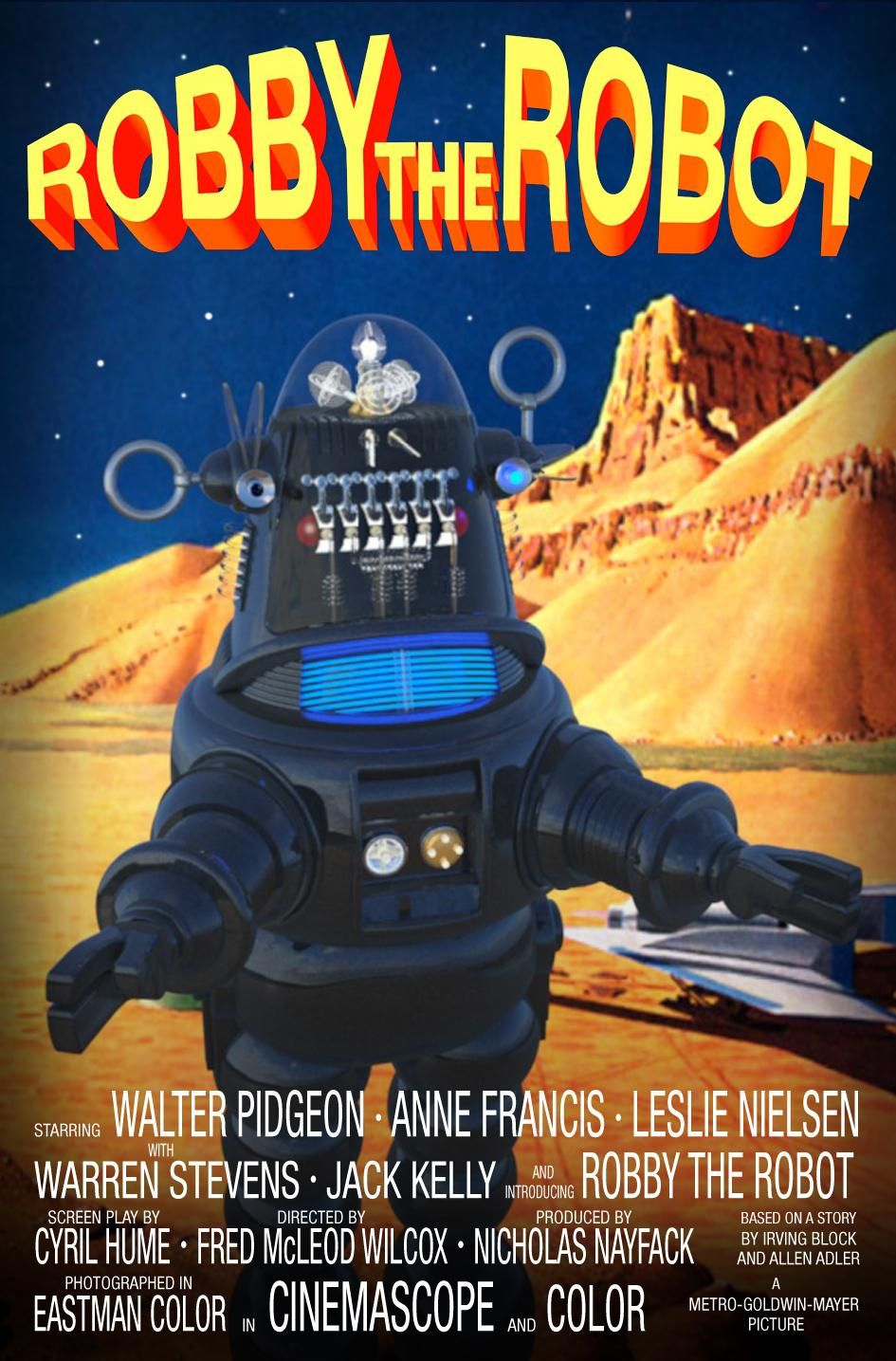 Robby the Robot - image 4 - student project