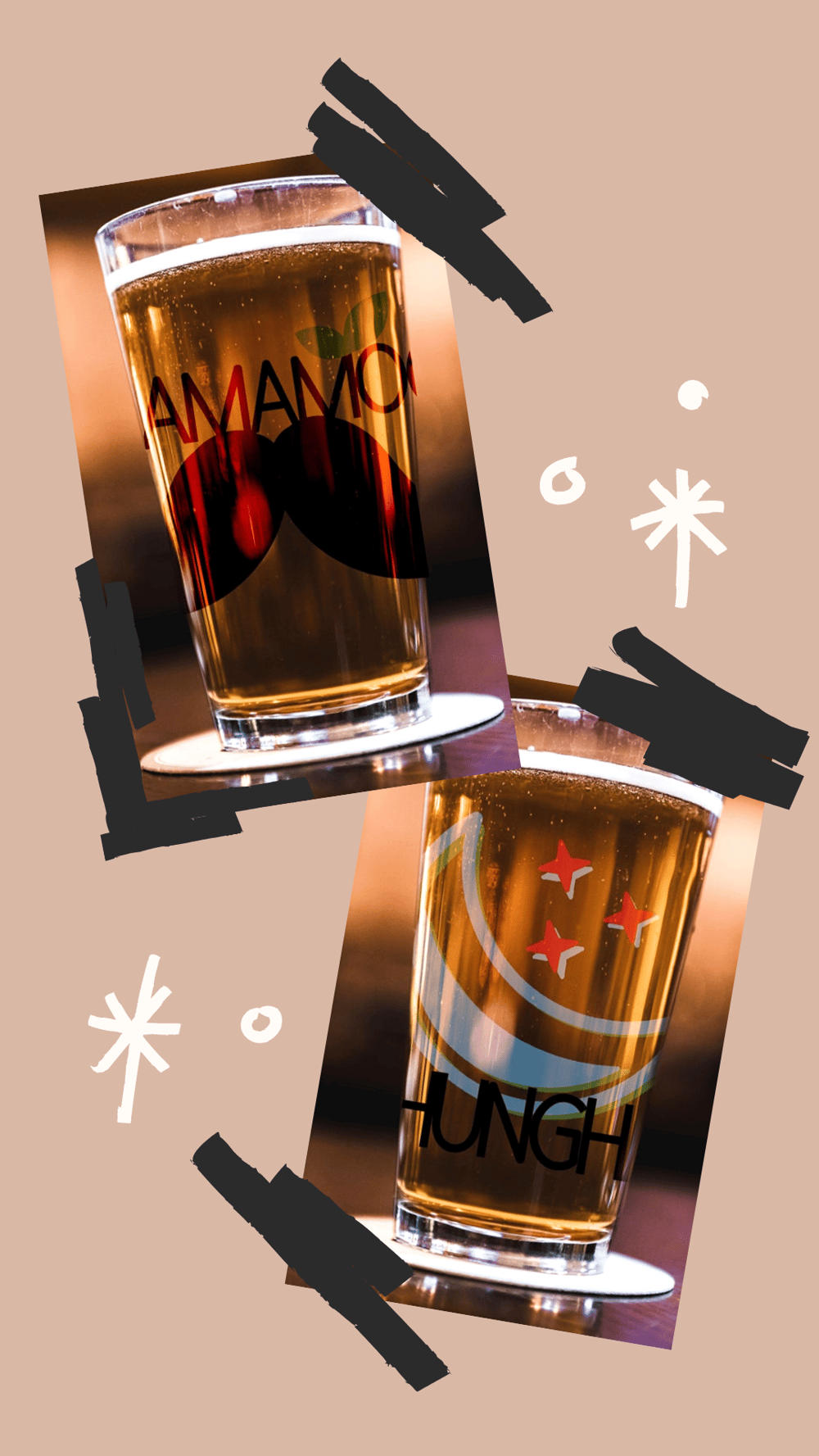 Pint Glass Insta Story - image 2 - student project