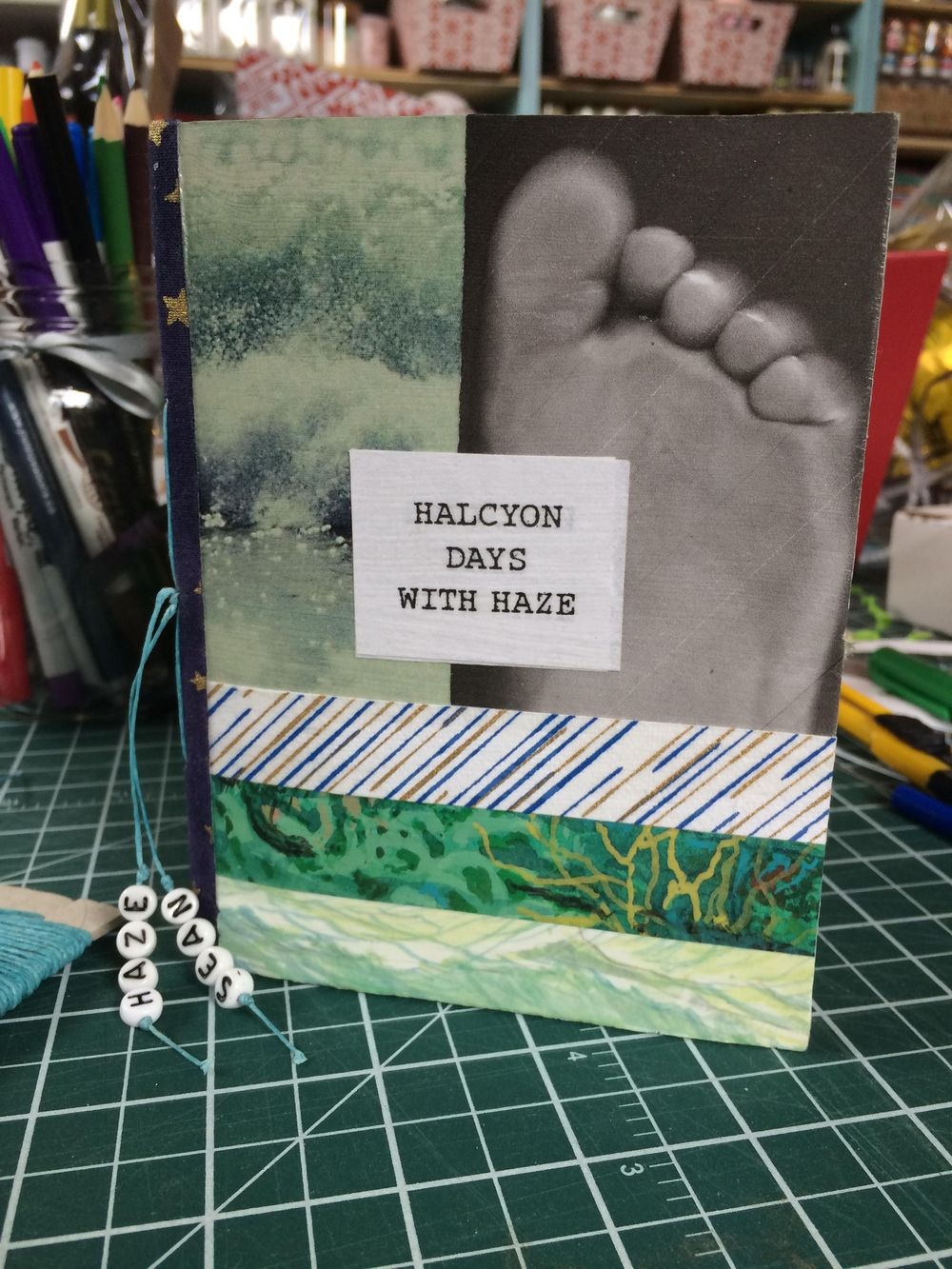 A Father & Son Gypsy Journal: Halcyon Days With Haze - image 1 - student project