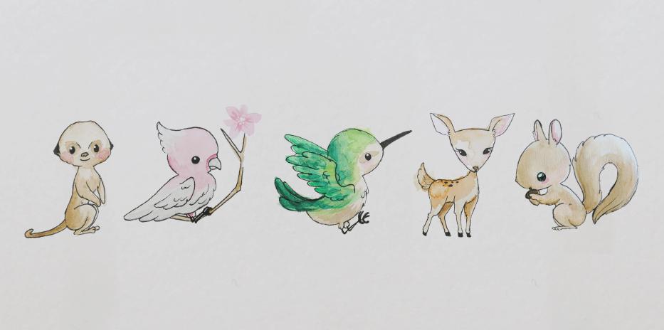 Cutie cuties. - image 1 - student project