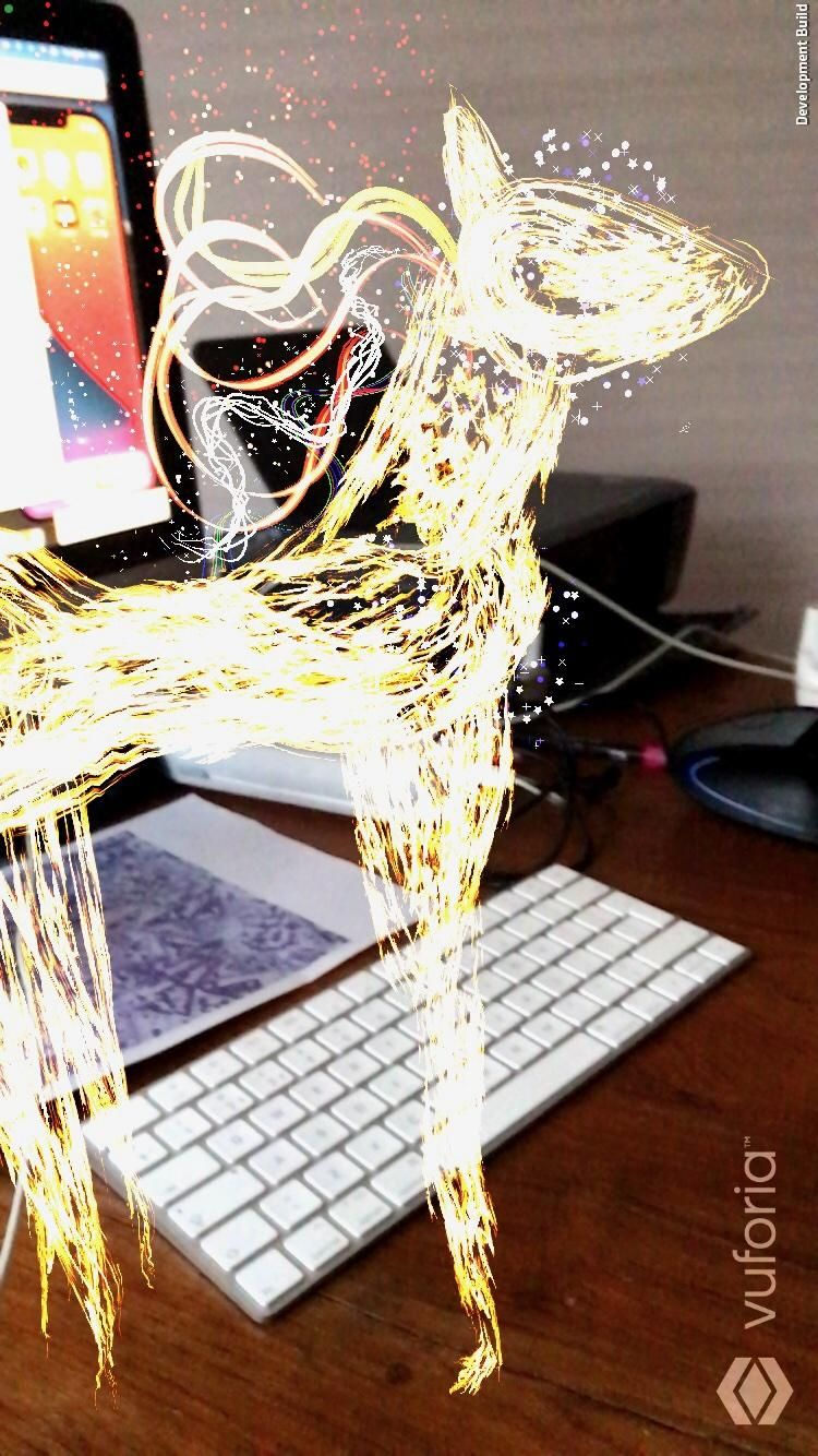 THE FIRE HORSE - image 1 - student project