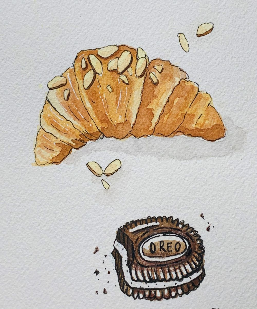 Pastries - image 3 - student project