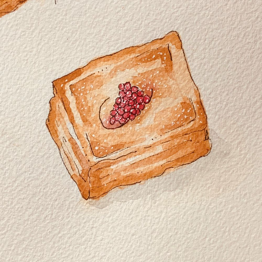 Pastries - image 2 - student project