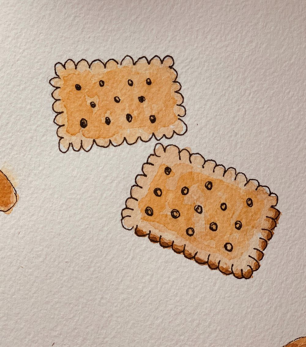 Pastries - image 4 - student project