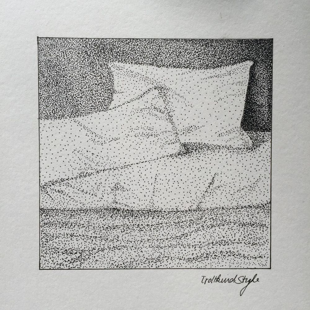 Stippling a dream - image 2 - student project
