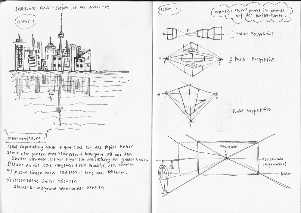 Sketch Like an Architect - image 2 - student project
