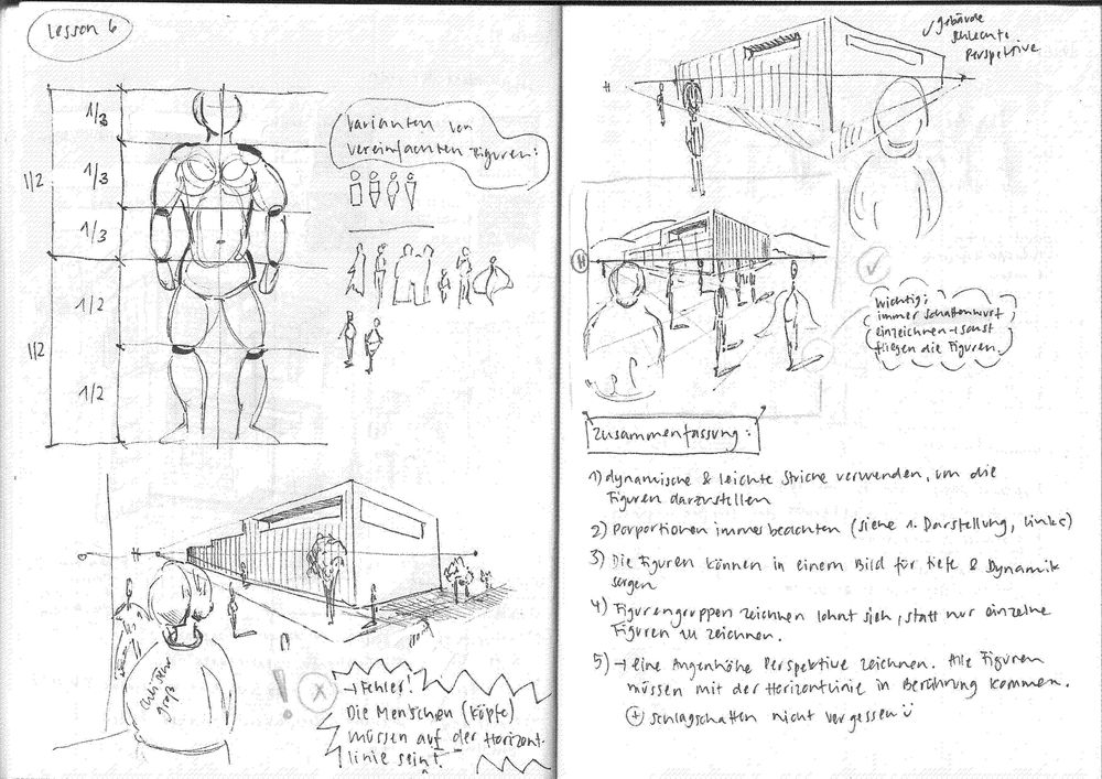 Sketch Like an Architect - image 3 - student project