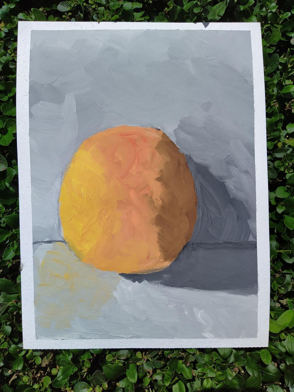 Acrylic Beginner - image 1 - student project