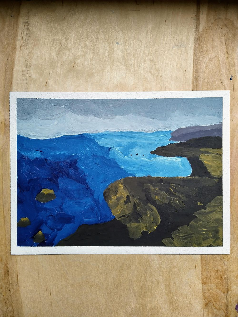 Acrylic Beginner - image 2 - student project
