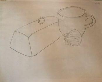 Volumetric Still Life - image 1 - student project