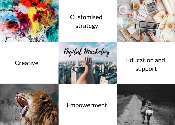 Digitalk Marketing and In Hindsight - image 1 - student project