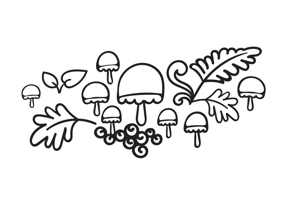 Mushroom Forest - image 2 - student project
