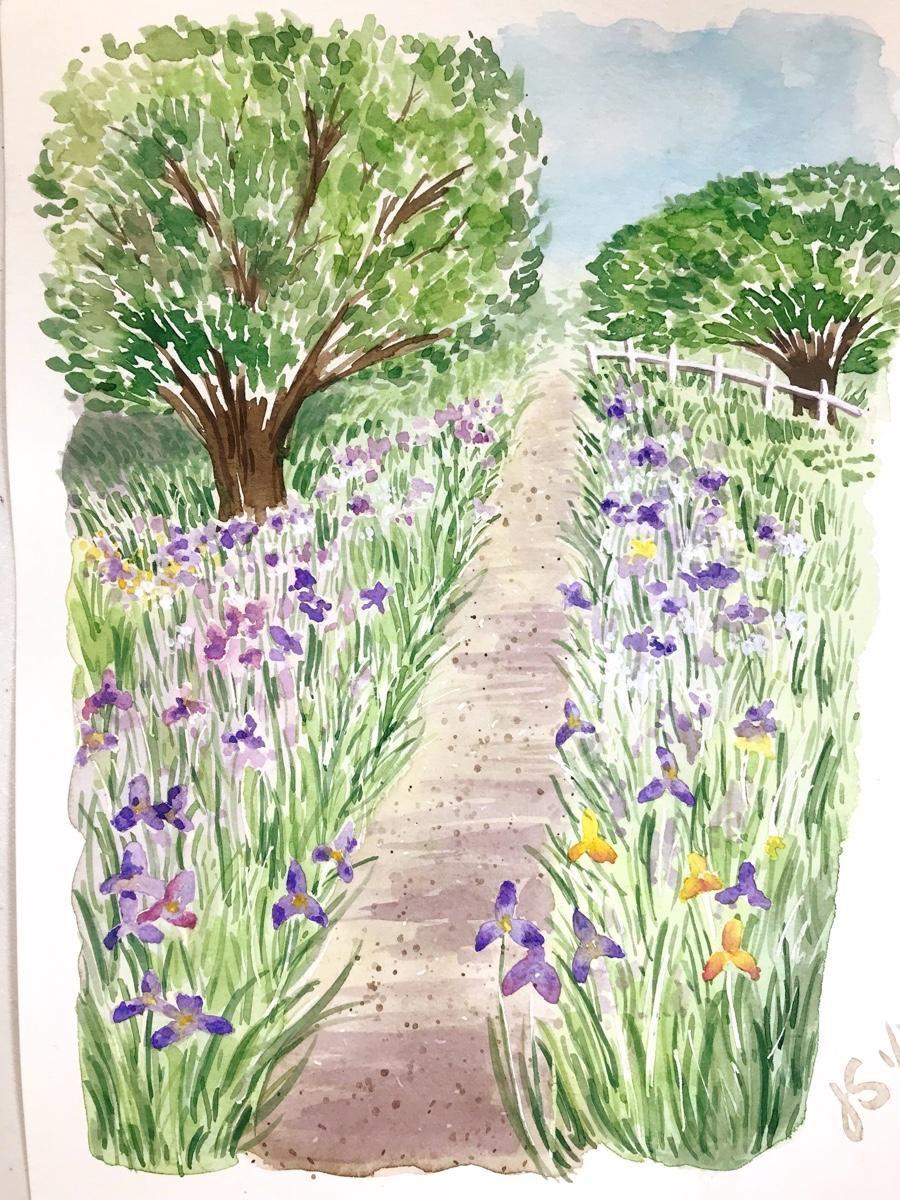 Garden Landscape - image 1 - student project