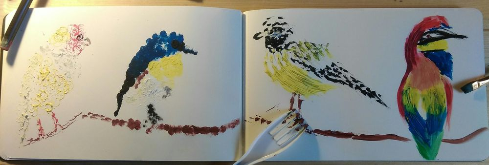 Magical Sketchbook - image 1 - student project