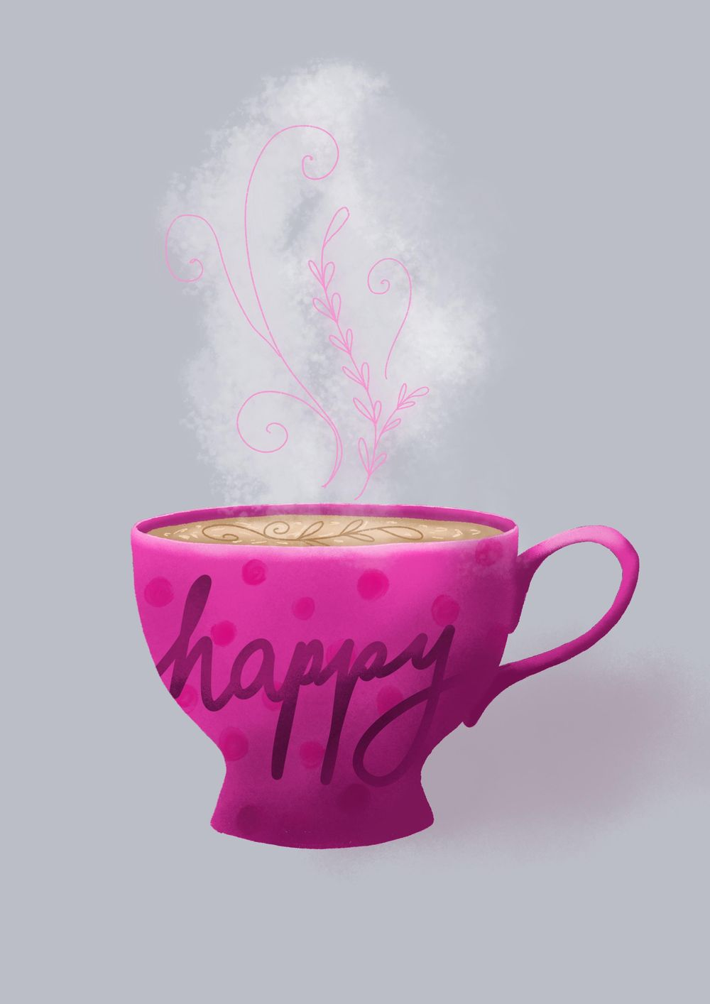 Happy cup - image 1 - student project