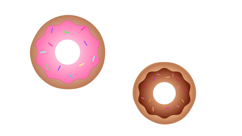 Fun with donuts - image 1 - student project