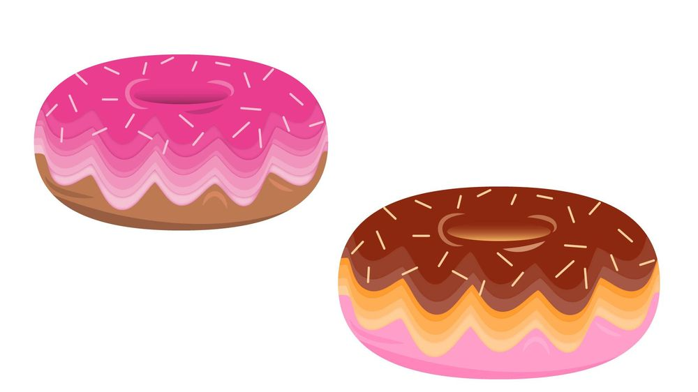 Fun with donuts - image 2 - student project