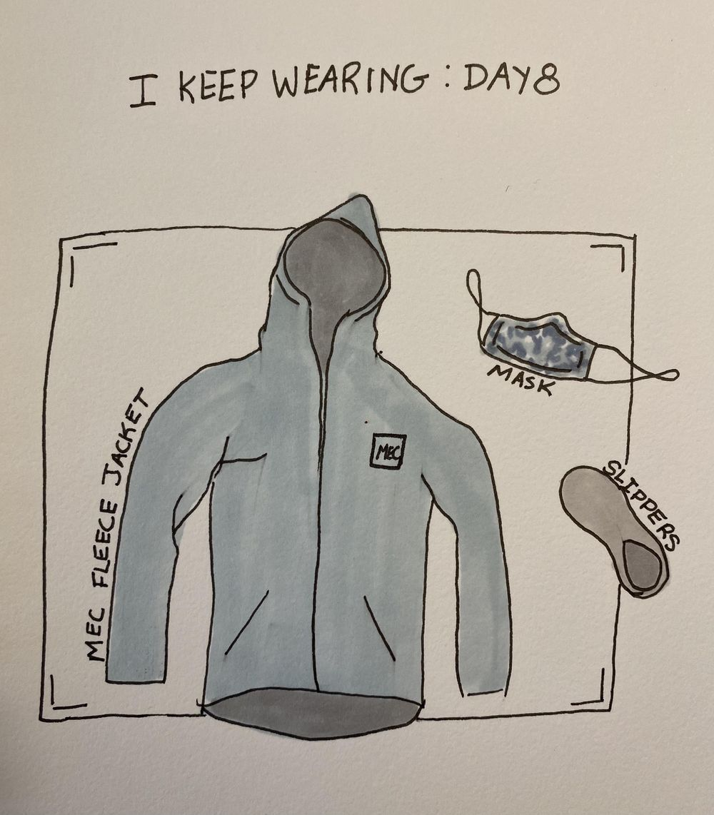 Illustrated Journaling: 14 Days of Prompts - image 8 - student project