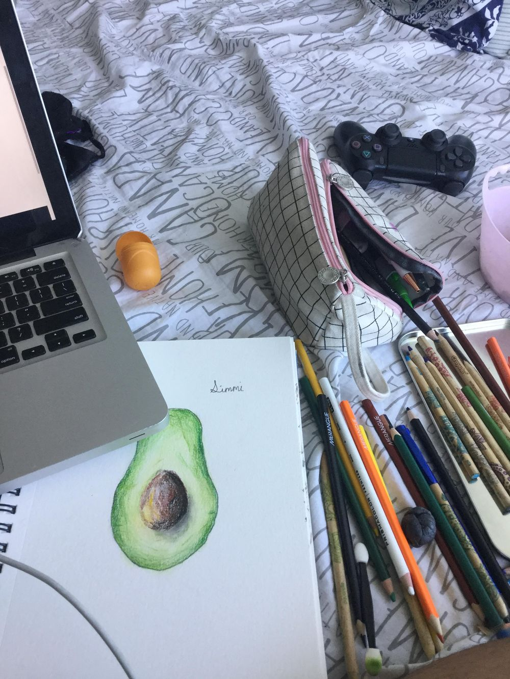Avocado - image 1 - student project
