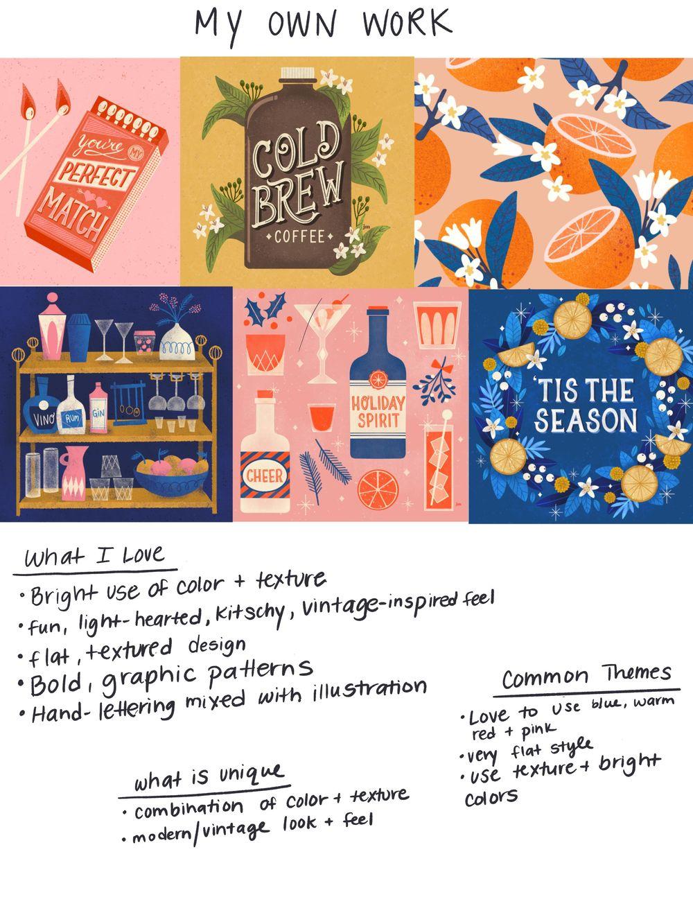Illustration Style Exploration - image 3 - student project