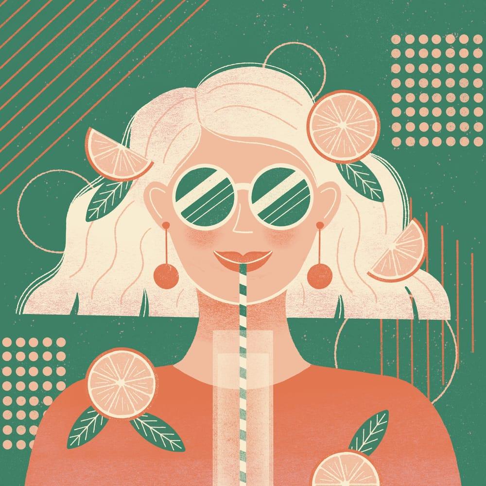 Illustration Style Exploration - image 5 - student project