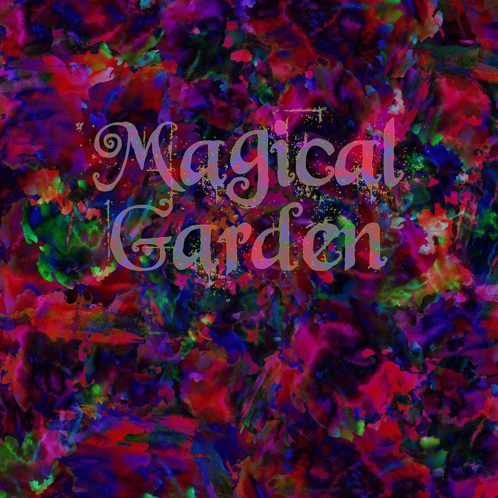 Magical Garden - image 1 - student project