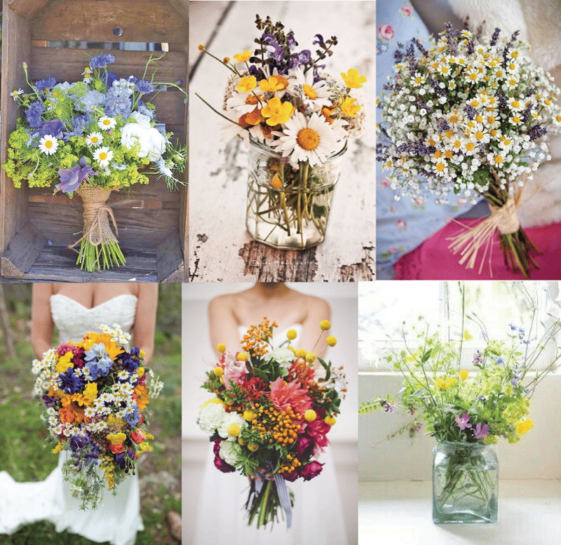 Wildflower Bouquet - image 1 - student project